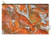 Blue Crabs Carry-all Pouch