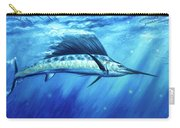 Blue Crush Carry-all Pouch