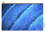 Blue Curves Carry-all Pouch by Todd Blanchard