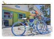 Blue Dog Matlacha Island Florida Carry-all Pouch