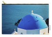 Blue Dome Carry-all Pouch