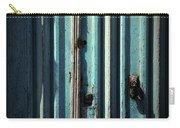 Blue Door. Essaouira. Morocco Carry-all Pouch