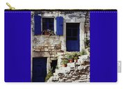Blue Door Provence Carry-all Pouch