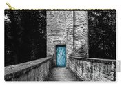 Blue Door Tower Carry-all Pouch