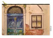 Blue Door Venice Carry-all Pouch