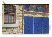 Blue Doors Carry-all Pouch