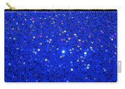 Blue Dress Carry-all Pouch