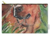 Blue Eyed Dog Carry-all Pouch