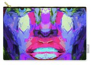 Blue Eyes By Nixo Carry-all Pouch