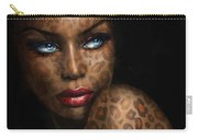 Blue Eyes Wild 3 Carry-all Pouch