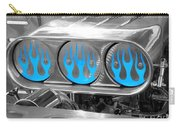 Blue Flames Carry-all Pouch