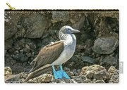 Blue Footed Boobie Carry-all Pouch