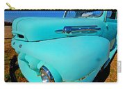 Blue Ford Pickup Truck Carry-all Pouch
