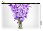 Blue  Gladiolus Carry-all Pouch