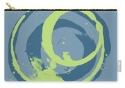 Blue Green 2 Carry-all Pouch