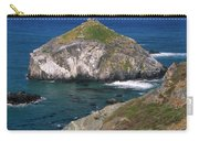 Blue Green Seas - Highway One Carry-all Pouch