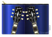 Blue Guitar Reflections Carry-all Pouch