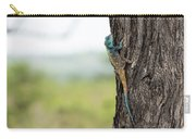 Blue-headed Tree Agama Carry-all Pouch