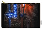 Blue Heaven Rendezvous - Key West Bar - Florida Carry-all Pouch