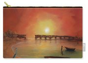 Blue Heron Bay  Carry-all Pouch