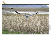 Blue Heron Flight Carry-all Pouch