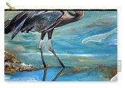 Blue Heron I Carry-all Pouch