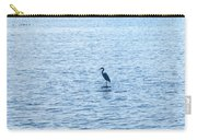 Blue Heron On The Chesapeake Carry-all Pouch
