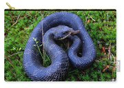 Blue Hognose Carry-all Pouch