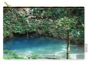 Blue Hole National Park Carry-all Pouch