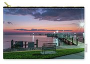 Blue Hour At Cape Shores Carry-all Pouch