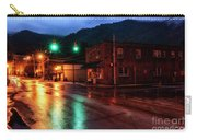 Blue Hour In Webster Springs Carry-all Pouch