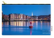Blue Hour Over Portsmouth New Hampshire Carry-all Pouch