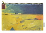 Blue House Gold Field Carry-all Pouch