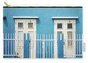 Blue Curacao House Carry-all Pouch