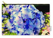 Blue Hues Carry-all Pouch