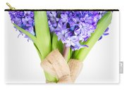 Blue  Hyacinth  Carry-all Pouch
