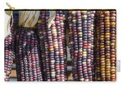 Blue Indian Corn Carry-all Pouch