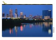 Blue Indianapolis Carry-all Pouch