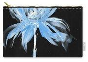 Blue Iris Bulb Carry-all Pouch