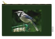 Blue Jay Day Carry-all Pouch