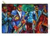 Blue Jazz Carry-all Pouch
