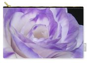 Blue Lisianthus Layered Loveliness II  Carry-all Pouch