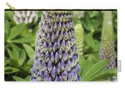 Blue Lupin Carry-all Pouch