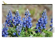 Blue Lupines Carry-all Pouch