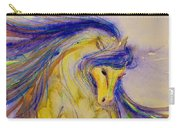 Blue Mane And Tail Carry-all Pouch