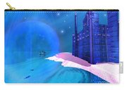 Blue Mansions Carry-all Pouch