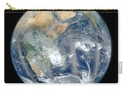 Blue Marble 2012 - Eastern Hemisphere Of Earth Carry-all Pouch