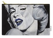 Blue Marilyn  Carry-all Pouch