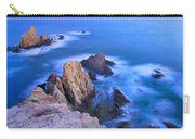 Blue Mermaid Reef At Sunset Carry-all Pouch