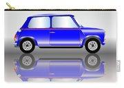 Blue Mini Car Carry-all Pouch